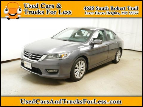 Pre-Owned 2013 Honda Accord  FWD Sedan