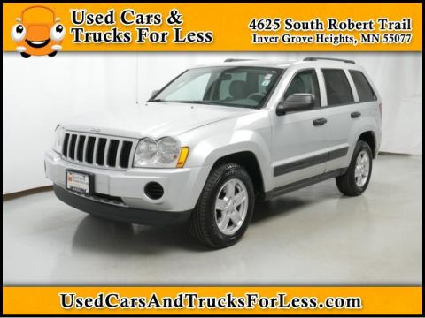 Pre-Owned 2005 Jeep Grand Cherokee Laredo 4WD