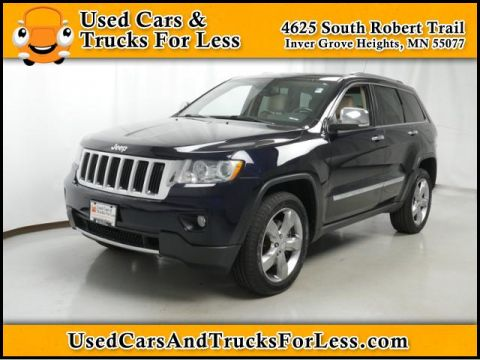 Pre-Owned 2011 Jeep Grand Cherokee Limited 4WD