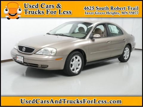 Pre-Owned 2003 Mercury Sable  Front Wheel Drive 4dr Car