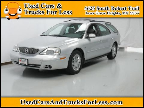Pre-Owned 2004 Mercury Sable LS Premium FWD Station Wagon
