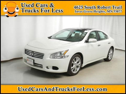 Pre-Owned 2014 Nissan Maxima  FWD Sedan