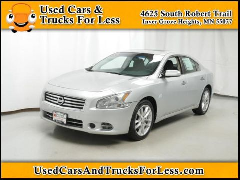 Pre-Owned 2013 Nissan Maxima  FWD Sedan