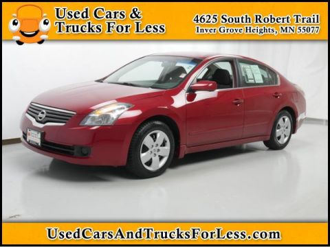 Pre-Owned 2008 Nissan Altima 2.5 S FWD 4dr Car