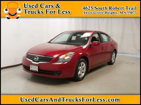 Pre-Owned 2009 Nissan Altima  FWD Sedan