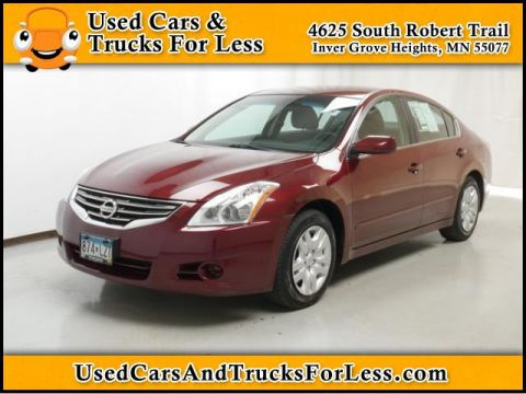 Pre-Owned 2012 Nissan Altima  Front Wheel Drive 4dr Car