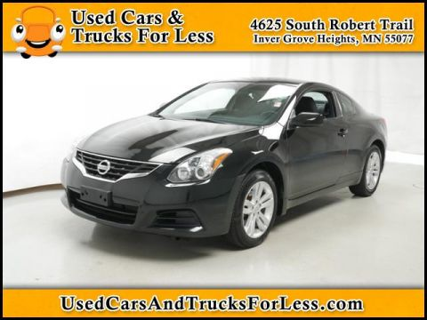 Pre-Owned 2013 Nissan Altima 2.5 S FWD Coupe