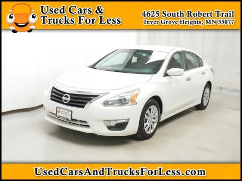 Pre-Owned 2015 Nissan Altima  FWD Sedan