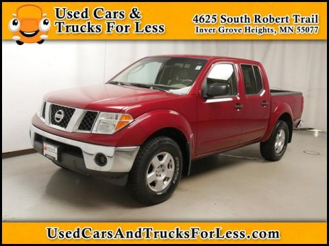 Pre-Owned 2006 Nissan Frontier  4WD