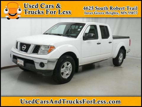 Pre-Owned 2007 Nissan Frontier  Four Wheel Drive Crew Cab Pickup