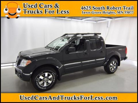 Pre-Owned 2011 Nissan Frontier PRO-4X 4WD