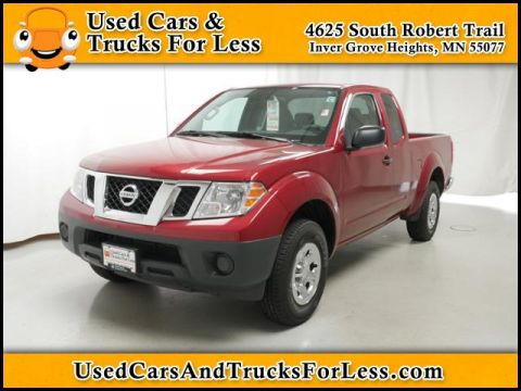 Pre-Owned 2016 Nissan Frontier  RWD Truck