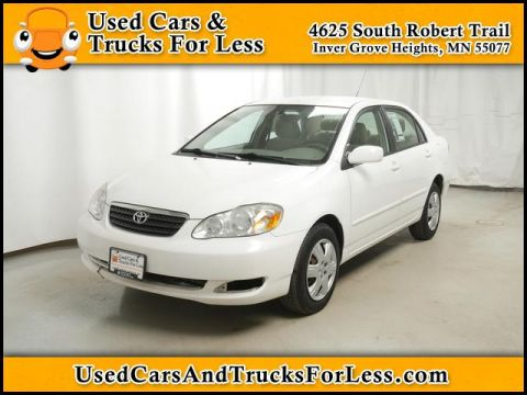 Pre-Owned 2006 Toyota Corolla  FWD Sedan