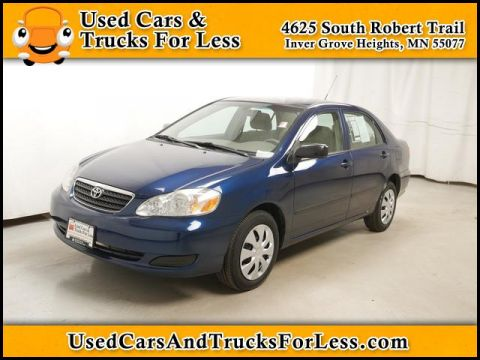Pre-Owned 2008 Toyota Corolla  FWD Sedan