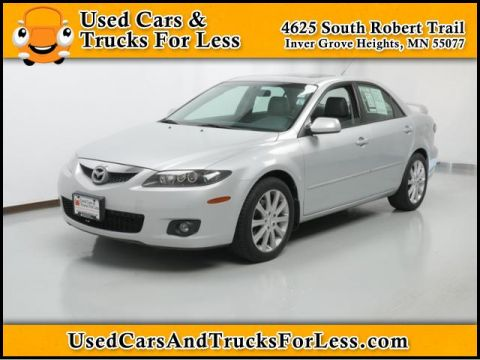 Pre-Owned 2006 Mazda6  Front Wheel Drive 4dr Car