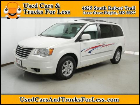 Pre-Owned 2010 Chrysler Town & Country Touring FWD Mini-van Passenger