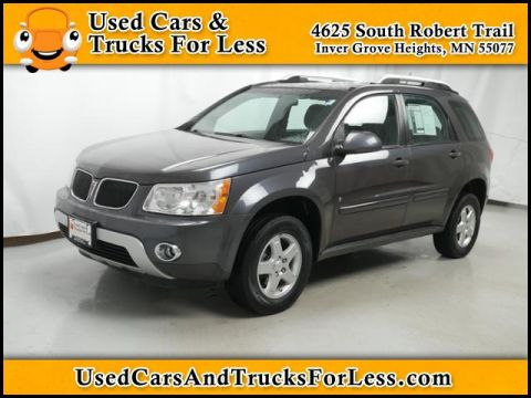 Pre-Owned 2007 Pontiac Torrent  AWD