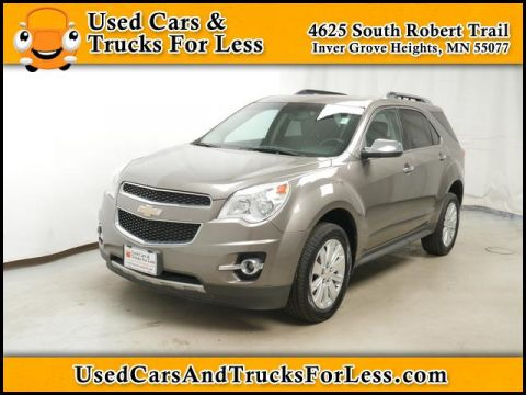 Pre-Owned 2010 Chevrolet Equinox  FWD SUV