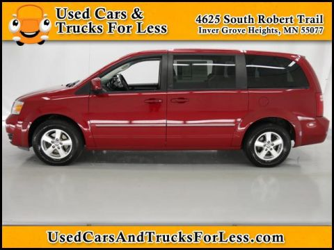 Pre-Owned 2008 Dodge Grand Caravan SXT FWD Mini-van Passenger