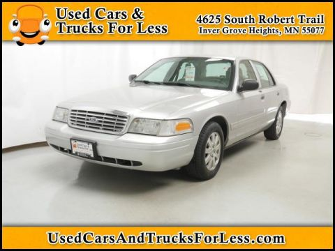 Pre-Owned 2006 Ford Crown Victoria   4dr Car