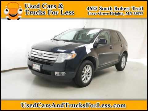Pre-Owned 2010 Ford Edge SEL FWD SUV