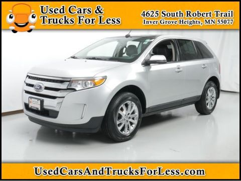 Pre-Owned 2013 Ford Edge Limited AWD