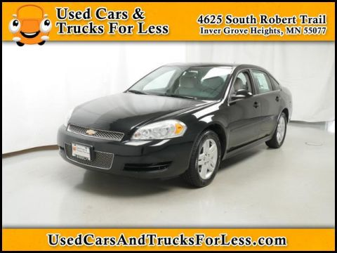 Pre-Owned 2014 Chevrolet Impala Limited  FWD Sedan