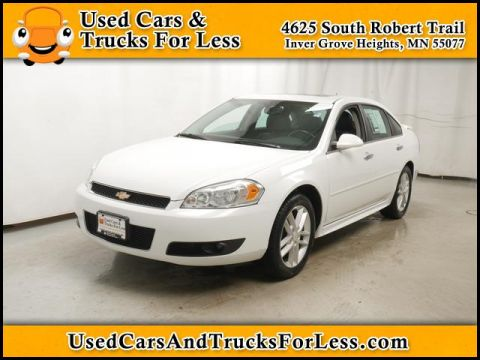 Pre-Owned 2013 Chevrolet Impala  FWD Sedan