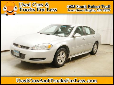 Pre-Owned 2012 Chevrolet Impala  FWD Sedan