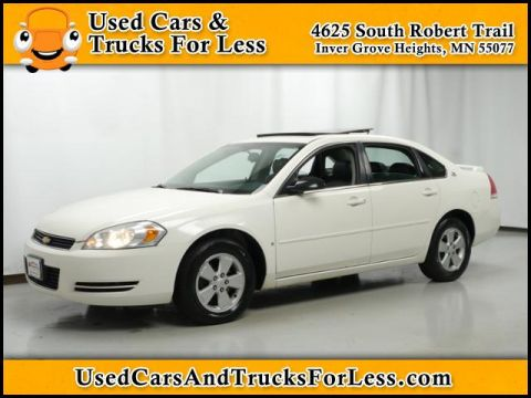 Pre-Owned 2008 Chevrolet Impala LT FWD 4dr Car