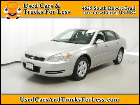 Pre-Owned 2007 Chevrolet Impala  FWD Sedan