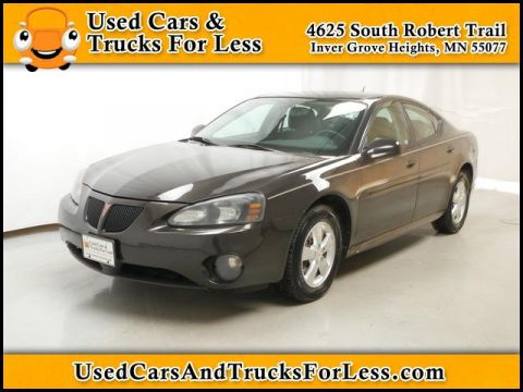 Pre-Owned 2008 Pontiac Grand Prix  FWD Sedan