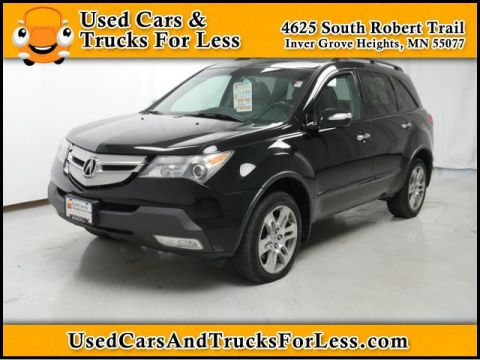 Pre-Owned 2008 Acura MDX Tech/Entertainment Pkg AWD