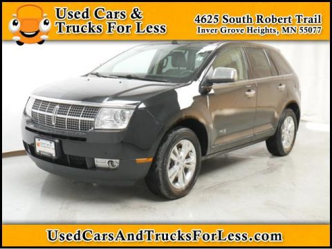 Pre-Owned 2010 Lincoln MKX  FWD 4dr Car