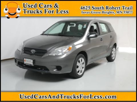 Pre-Owned 2007 Toyota Matrix  Front Wheel Drive Station Wagon