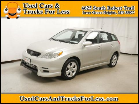 Pre-Owned 2003 Toyota Matrix  FWD Hatchback
