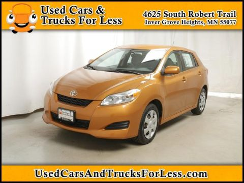 Pre-Owned 2009 Toyota Matrix  FWD Hatchback