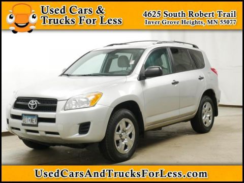 Pre-Owned 2009 Toyota RAV4  4WD