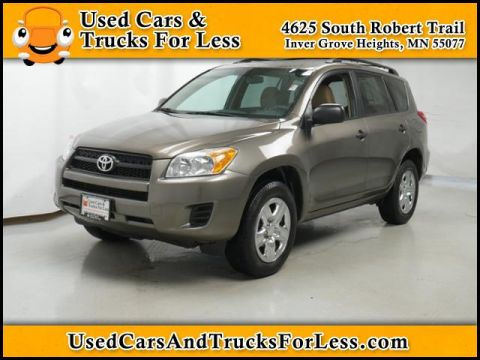 Pre-Owned 2011 Toyota RAV4  Front Wheel Drive Sport Utility