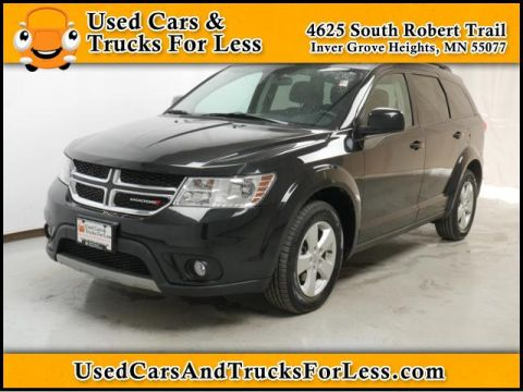 Pre-Owned 2012 Dodge Journey SXT FWD 4dr Car