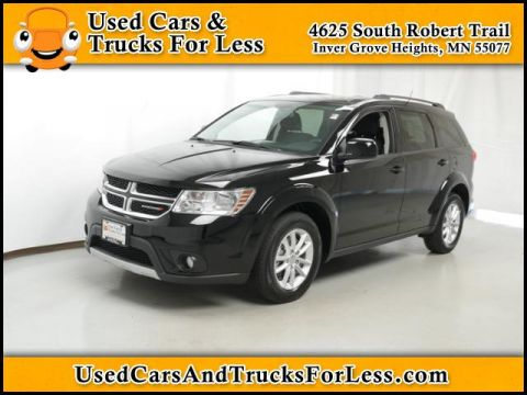 Pre-Owned 2014 Dodge Journey SXT AWD