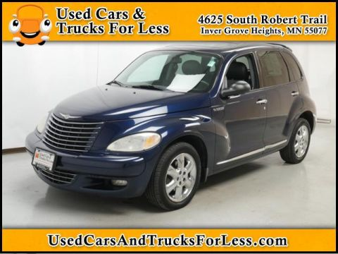 Pre-Owned 2005 Chrysler PT Cruiser Limited FWD Station Wagon