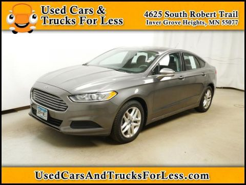 Pre-Owned 2013 Ford Fusion  FWD Sedan