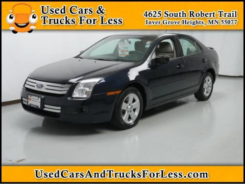 Pre-Owned 2009 Ford Fusion SE FWD 4dr Car