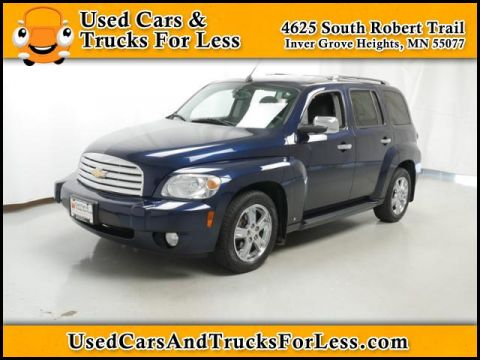 Pre-Owned 2008 Chevrolet HHR LT FWD SUV
