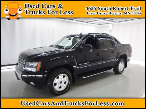 Pre-Owned 2010 Chevrolet Avalanche LT 4WD