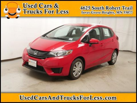 Pre-Owned 2015 Honda Fit  FWD Hatchback