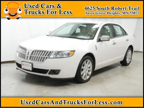 Pre-Owned 2010 Lincoln MKZ  FWD 4dr Car