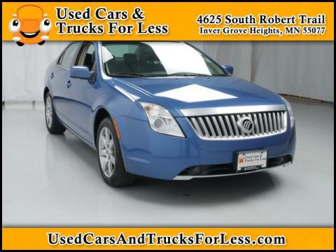 Pre-Owned 2010 Mercury Milan Premier FWD 4dr Car