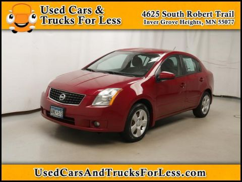 Pre-Owned 2008 Nissan Sentra  FWD Sedan